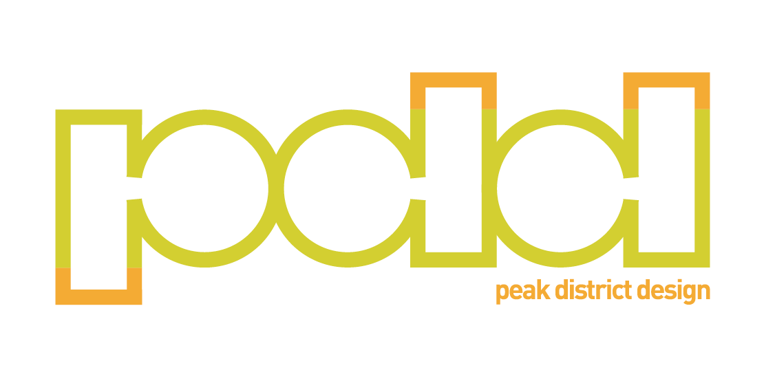 Peak District Design Retina Logo