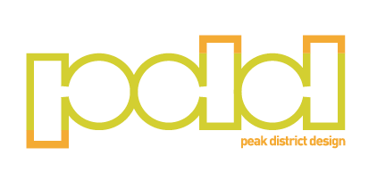 Peak District Design Logo