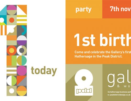 Happy Birthday – an invitation to party!