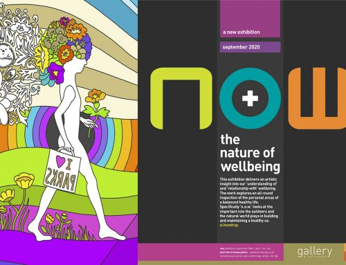 New Exhibition – NOW – The Nature of Wellbeing
